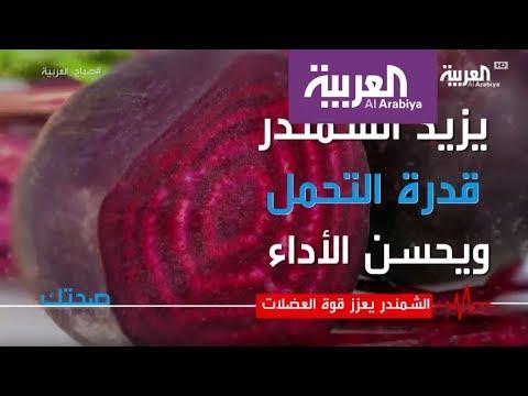 المغرب اليوم  - بالفيديو الشمندر يعزز قوة العضلات