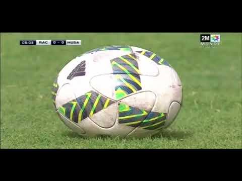 المغرب اليوم  - التسجيل الكامل لمباراة الراسينغ البيضاوي وحسنية أغادير