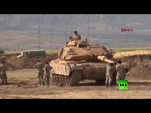 المغرب اليوم  - شاهد مقطع مصوّر جديد لمناورات القوات التركية قرب الحدود العراقية