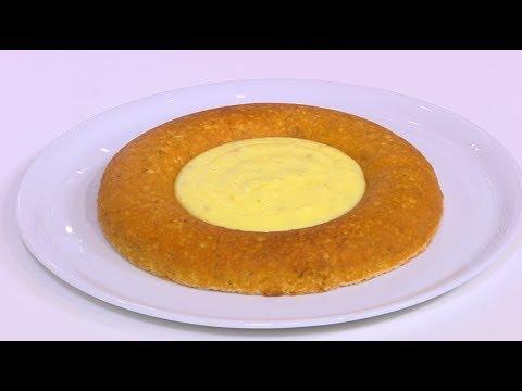 المغرب اليوم  - شاهد طريقة إعداد كيك شيفون الليمون بدقيق الأرز