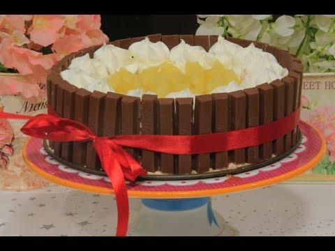 المغرب اليوم  - شاهد طريقة إعداد تورتة الفواكه الباردة