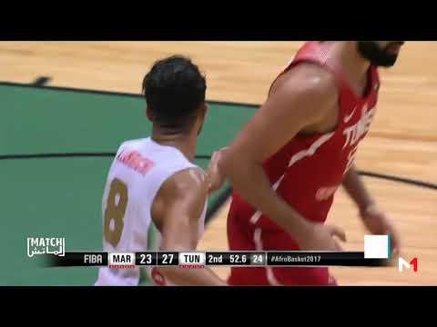 المغرب اليوم  - شاهد مشاركة مشرفة للمنتخب المغربي في بطولة أفريقيا لكرة السلة