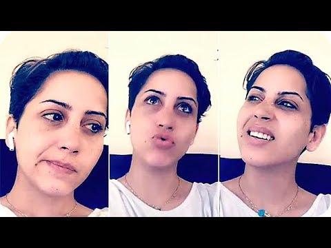 المغرب اليوم  - مشاعل تبكي بحرقة على فراق والدتها