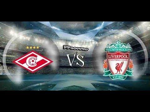 المغرب اليوم  - شاهد مباراة ليفربول ضد سبارتاك موسكو  مباشرة