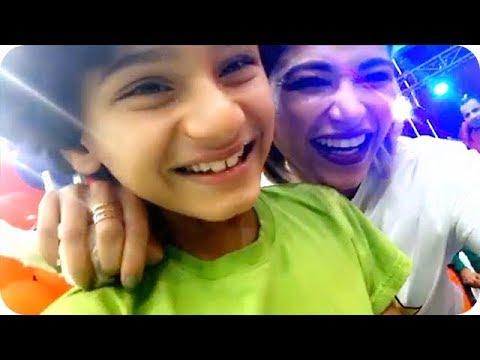 المغرب اليوم - أولاد نهى نبيل يرقصون على الأغاني الشعبية المصرية