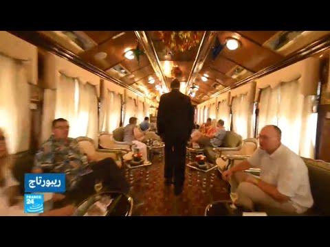 المغرب اليوم - شاهد قطار المهراجا الفاخر يفتح أبوابه أمام السائحين في راغستان