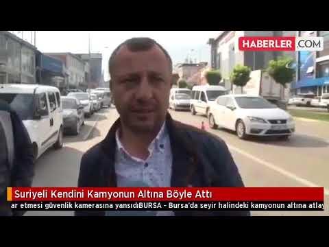 المغرب اليوم - لحظة انتحار سوري بطريقة مروعة في تركيا