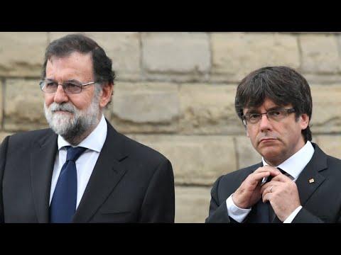 المغرب اليوم - بالفيديو  رئيس وزراء إسبانيا يهدد بتعليق الحكم الذاتي لكتالونيا
