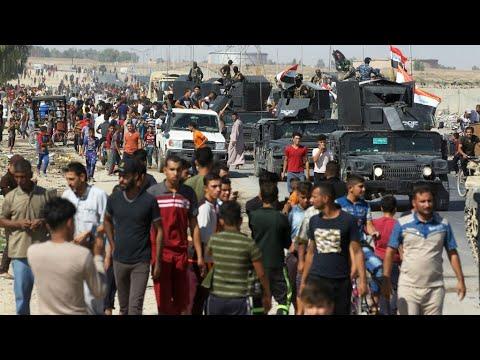 المغرب اليوم - شاهد فرار نحو 100 ألف كردي من كركوك خشية المعارك