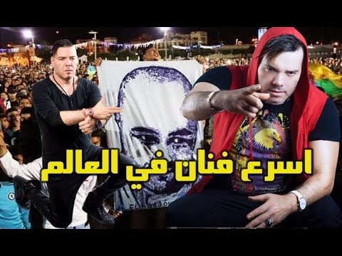 المغرب اليوم - شاهد  عادل الميلودي أسرع فنان في العالم