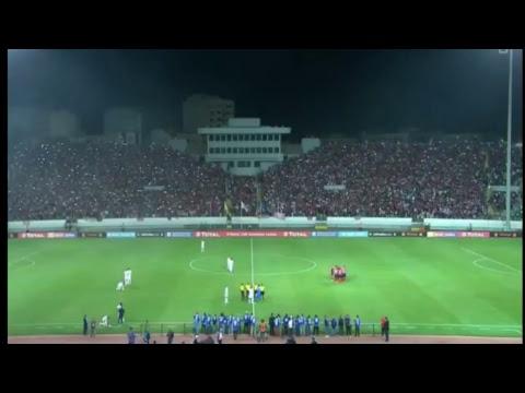 المغرب اليوم - مباراة الوداد المغربي واتحاد العاصمة على ملعب محمد الخامس