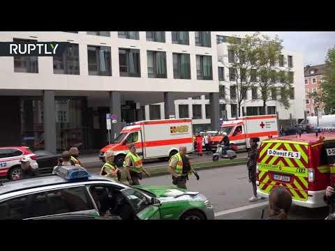 المغرب اليوم - شاهد إصابة 4 أشخاص في عملية طعن في ميونيخ