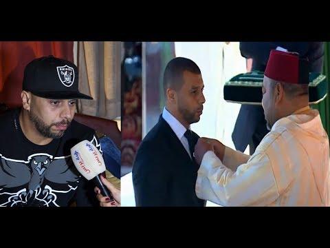 المغرب اليوم - شاهد الفنان مسلم ينفي أن يكون الوسام الملكي غيَّر لهجة كلامي