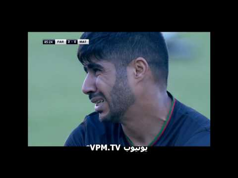 شاهد أهداف مباراة الجيش الملكي والمغرب التطواني