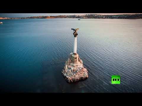 شاهد تصوير رائع لشبه جزيرة القرم الروسية