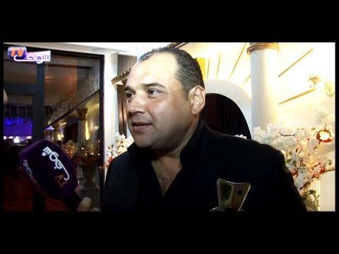 نادي الفنانين الإعلامي يُكرم عماد النتيفي في الرباط