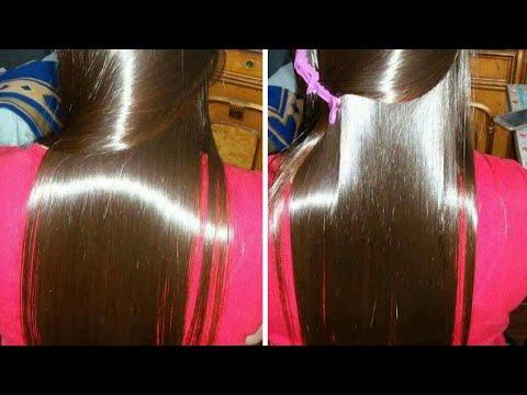 شاهد دهان يومي يجعل شعرك طويلًا وناعمًا