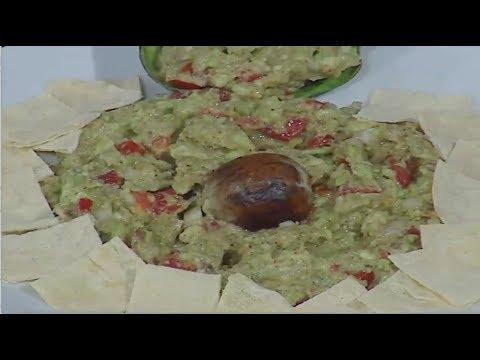 شاهد طريقة إعداد ومقادير صوص الجواكامولي