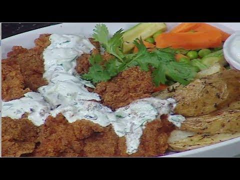شاهد طريقة إعداد ومقادير دجاج بانيه بتتبيلات مختلفة