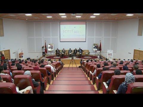 افتتاح أشغال الدورة الثالثة للمؤتمر الدولي حول الهندسة الكهربائية