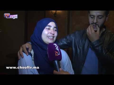 شاهد ابنة الممثلة زهيرة صديق تبكي بعد مبادرة سعيد الناصري