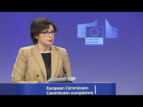شاهد الاتحاد الأوروبي يعلن عدم الاعتراف بـالبوليساريو