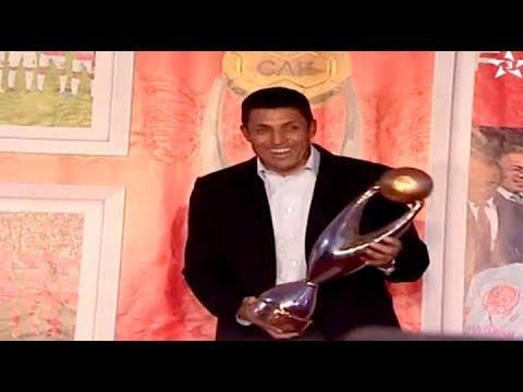 شاهد احتفال جمعية قدماء اللاعبين بتتويج الوداد البيضاوي