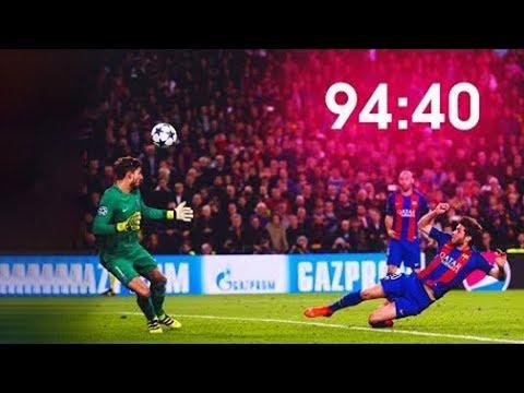 شاهد أفضل 35 هدفًا حماسيًا جاء في أخر دقائق مباريات كرة القدم
