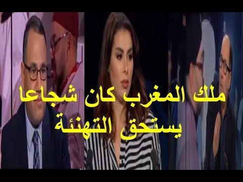 شاهد  الملك محمد السادس يتجه إلى الامارات وقطر