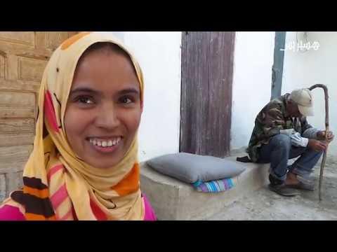 شاهد غزلان فتاة مغربية تتحدى الإعاقة على طريقتها