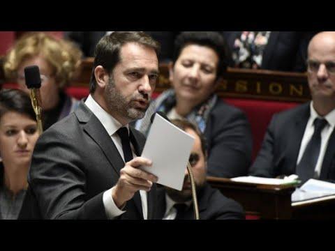 شاهد انتخاب الناطق باسم الحكومة الفرنسية كاستانير رئيسا لـالجمهورية إلى الأمام