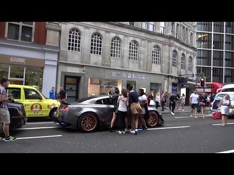أغنياء وأمراء العرب يثيرون جنون البنات في شوارع لندن