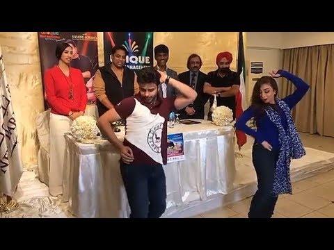 شاهد أبرار الكويتية تقدّم وصلة رقص هندية مثيرة