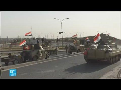 شاهد القوات العراقية تعلن استعادة راوة آخر معاقل داعش في البلاد