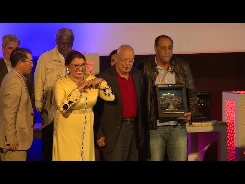 شاهد اختتام الدورة الـ14 للمهرجان الدولي للسينما والهجرة في أغادير