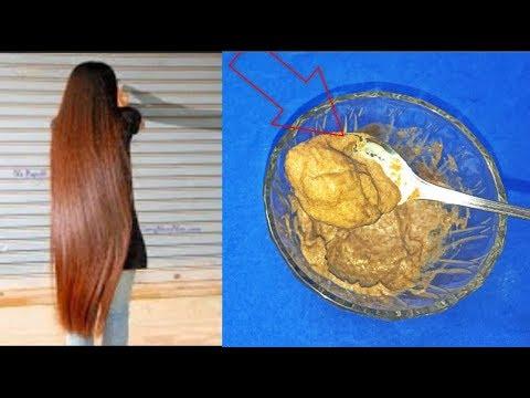 تطويل الشعر مثل الهنود بوصفة رائعة