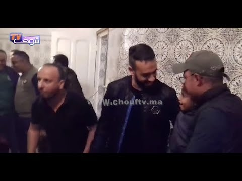 شاهد الزنيتي يحتفل مع الجماهير الرجاوية بكأس العرش