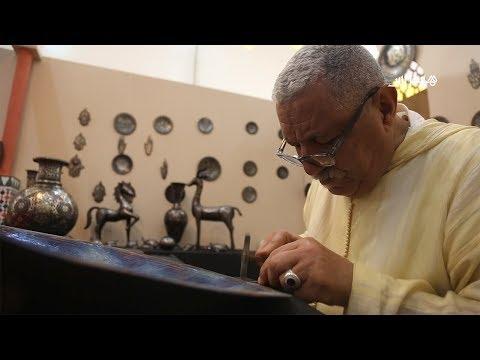 شاهد مشاركة مغربية بالمعرض الدولي للصناعة التقليدية في مالي