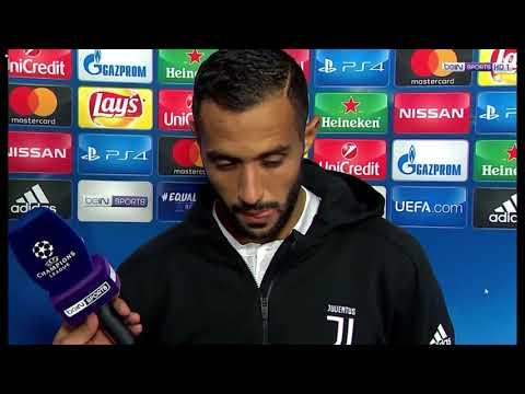 تصريح المهدي بنعطية بعد المباراة البطولية ضد برشلونة