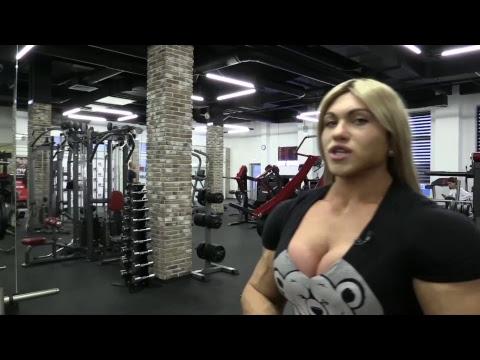شاهد تدريبات ناتاليا كوزنيتسوفا الأقوى بين نساء روسيا