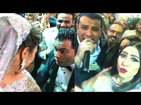 محمود الليثي يشعل فرح ويزو نجمة مسرح مصر