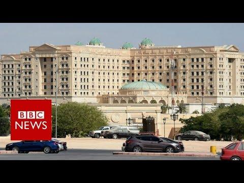 بالفيديو  مكان احتجاز المسؤولين السعوديين في ريتز كارلتون