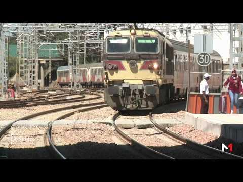 بالفيديو تحديث السكك الحديدية في المغرب