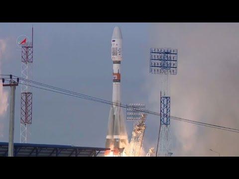 شاهد روسيا تفقد الاتصال بقمر اصطناعي بعد إطلاقه
