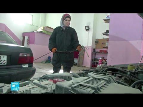 شاهد المرأة الأردنية تكسر الصورة النمطية للنساء