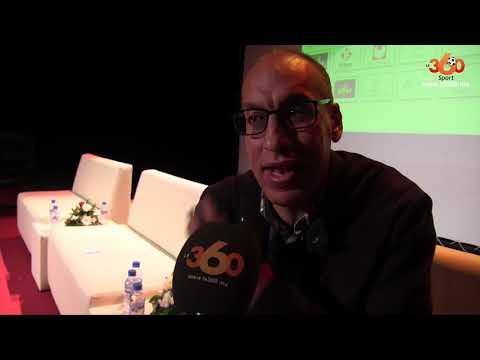 شاهد براهيم بولامي يتحدت عن واقع ألعاب القوى في المغرب