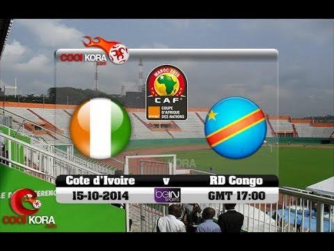 شاهد  بث مباشر لمباراة الكاميرون و الكونغو