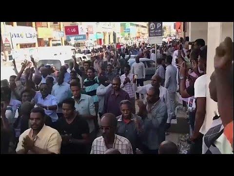 احتجاجات ضد الفقر وضد الجوع في السودان