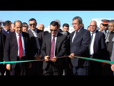 شاهد افتتاح حي جامعي في سلوان بطاقة إيوائية تبلغ 678 سريرًا