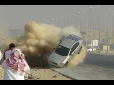 شاهد استعراض سعودي على الطرق السريعة